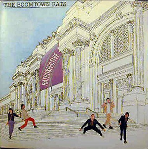 <i>Ratrospective</i> 1983 compilation album by The Boomtown Rats
