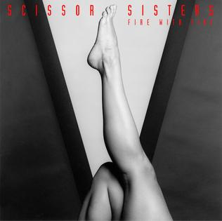 Scissor Sisters - Fire with Fire (studio acapella)