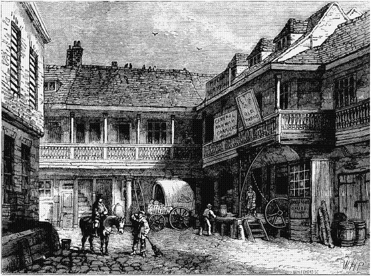Hotel London Court