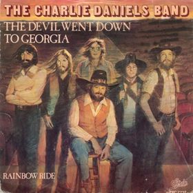 The Devil Went Down to Georgia 1979 single by Charlie Daniels