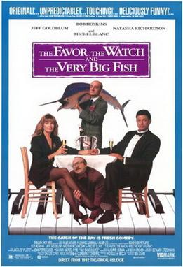 The favour the watch and the very big fish wikipedia for Watch big fish