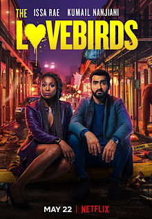 movies cancelled coronavirus. lovebirds poster