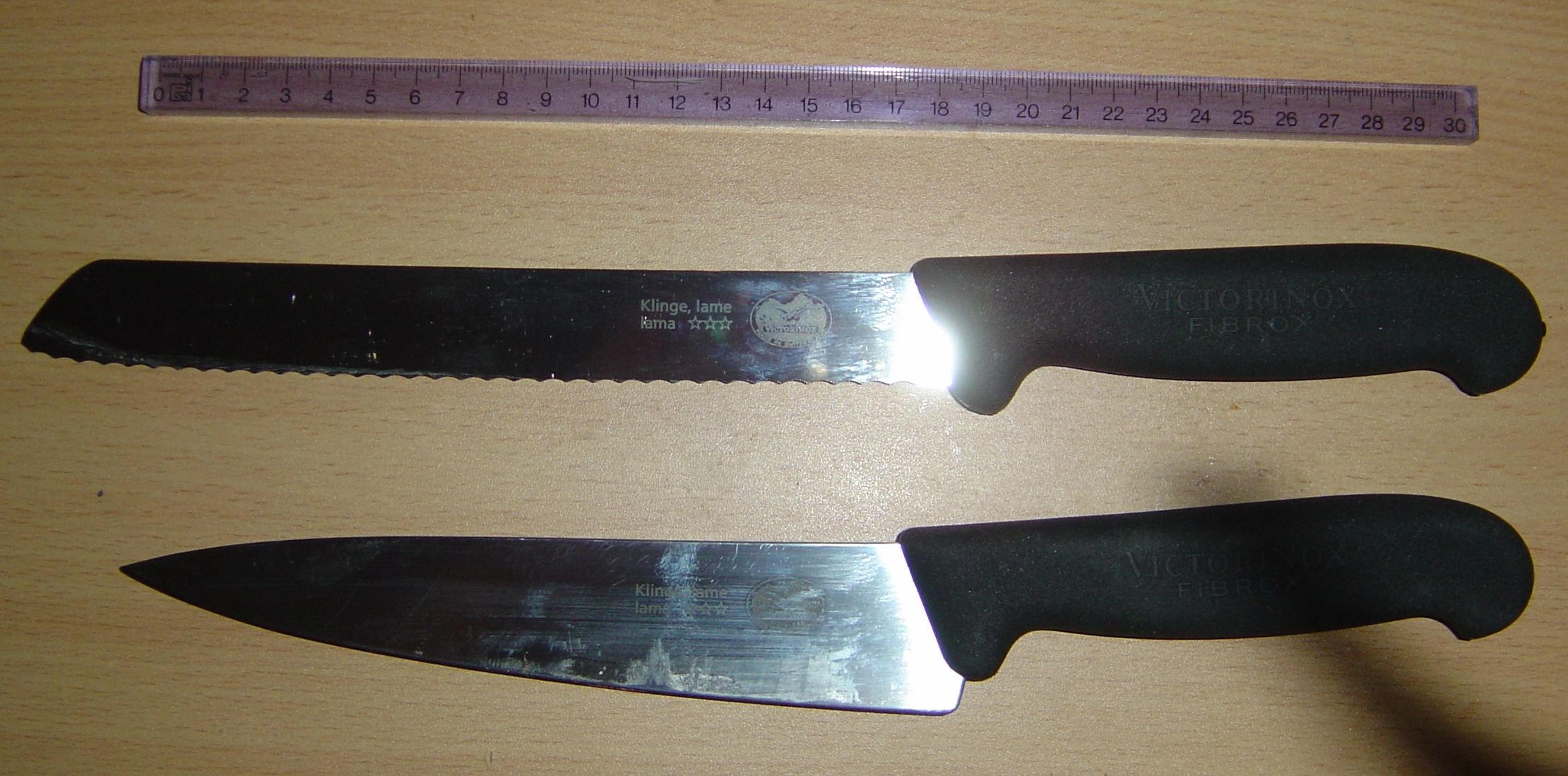 file victorinox bread and kitchen knives jpg wikipedia wiki knife upcscavenger