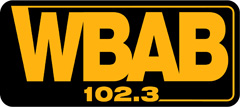WBAB classic rock radio station in Babylon, New York, United States