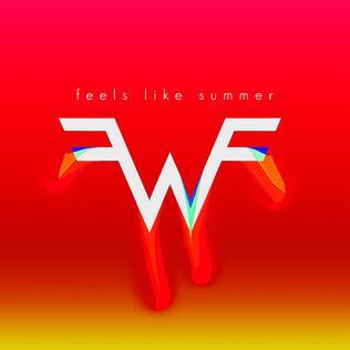 Feels Like Summer (Weezer song) 2017 single by Weezer
