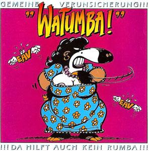 <i>Watumba!</i> album by Erste Allgemeine Verunsicherung