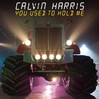 曲のイメージをカバー You Used to Hold Me によって Calvin Harris