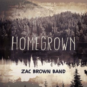Zac Brown Band — Homegrown (studio acapella)
