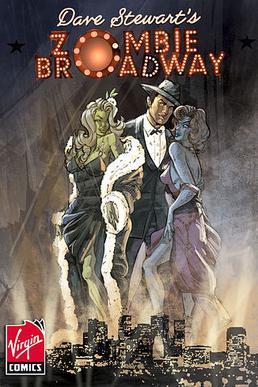 zombie broadway wikipedia