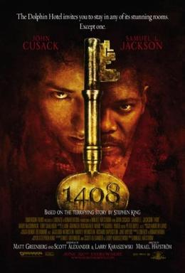 1408 (2007) movie poster