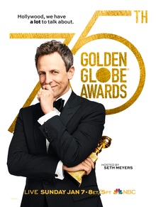 75th Golden Globe Awards Wikipedia