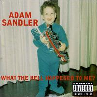 Adam Sandler-What the Hell Happened to Me (album cover).jpg