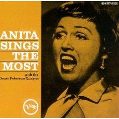 <i>Anita Sings the Most</i> 1957 studio album by Anita ODay