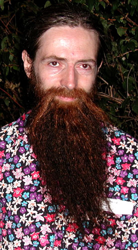 Aubrey de Grey photo