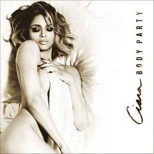 Ciara — Body Party (studio acapella)