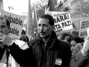 Brahim Dahane Sahrawi activist