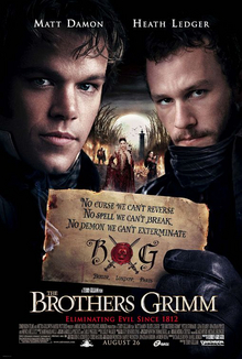 Brothers Grimm movie review