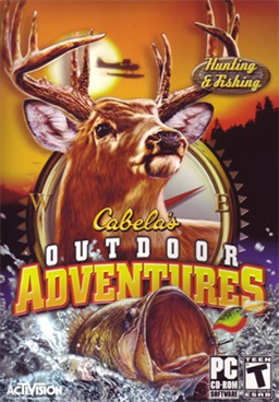 Cabela 39 s outdoor adventures wikipedia for Xbox one hunting and fishing games