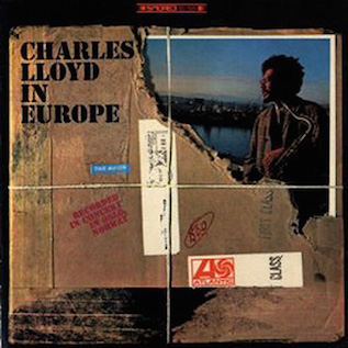 <i>Charles Lloyd in Europe</i> 1968 live album by Charles Lloyd