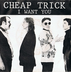 Cheap Trick Album I Want You (Che...