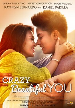 Crazy Beautiful You, Movie Poster.jpg