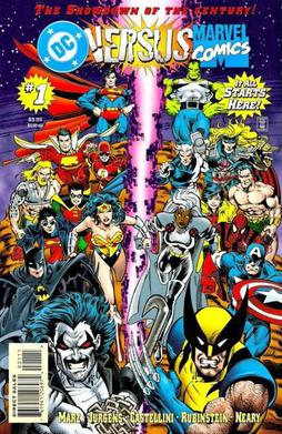 Image result for DC Versus Marvel