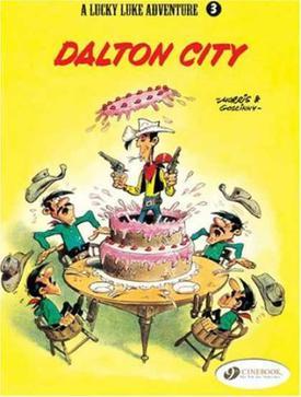 Dalton City Lucky Luke Wikipedia