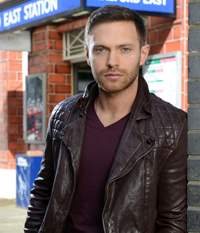 Dean Wicks fictional character from the British soap opera EastEnders