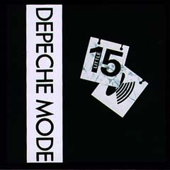 Depeche Mode - Little 15 single cover
