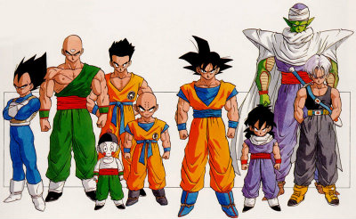 List Of Dragon Ball Characters