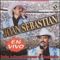 <i>En Vivo: Desde la Plaza El Progreso en Guadalajara</i> live album by Joan Sebastian Valdés López