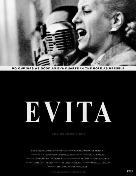 Evita 2008 Film Wikipedia