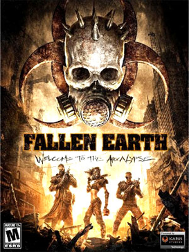 Fallen Earth Box Art
