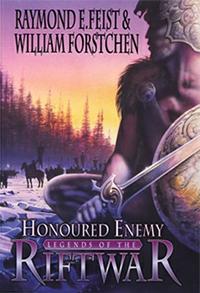 <i>Honoured Enemy</i> novel by Raymond E. Feist