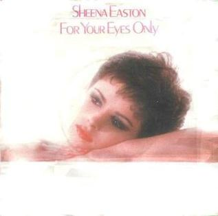For Your Eyes Only (song) Sheena Easton song