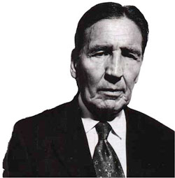 Frankie Fraser English gangster