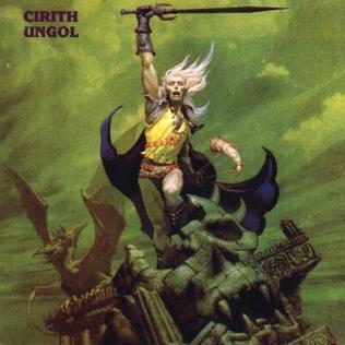 <i>Frost and Fire</i> (album) 1981 studio album by Cirith Ungol