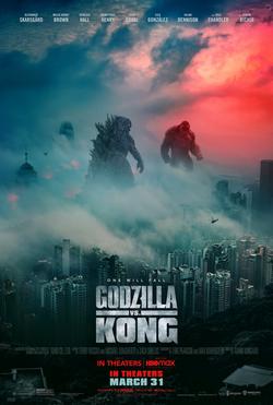 Godzilla vs. Kong (2021) HDRip Original [Telugu + Tamil + Eng] Dubbed Movie (Torrent)