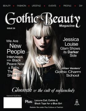 Gothic Beauty 02 by wizz-mccay on DeviantArt