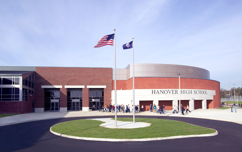 Hanover High School (Mechanicsville, Virginia) - Wikipedia