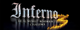 <i>Real World/Road Rules Challenge: The Inferno 3</i> season of television series
