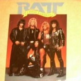 I Want a Woman 1988 single by Ratt