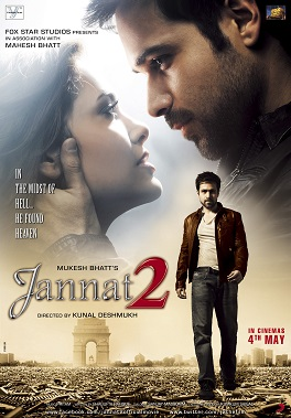 Jannat 2 Lyrics and video of Songs from the Movie Jannat 2