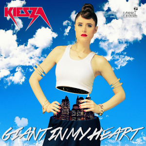 Kiesza — Giant in My Heart (studio acapella)
