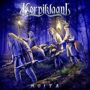 <i>Noita</i> (album) 2015 studio album by Korpiklaani
