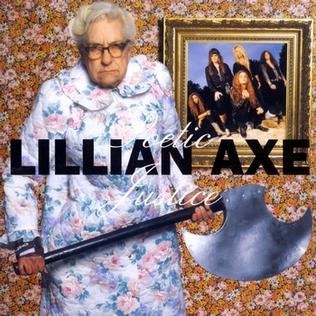 <i>Poetic Justice</i> (Lillian Axe album) 1992 studio album by Lillian Axe