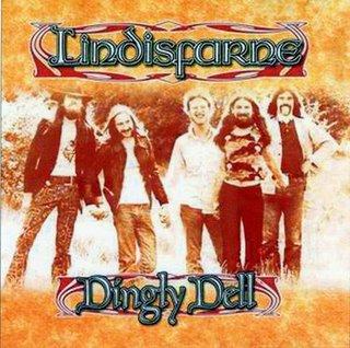 <i>Dingly Dell</i> 1972 studio album by Lindisfarne