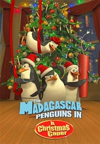 Buon Natale Madagascar.The Madagascar Penguins In A Christmas Caper Wikipedia