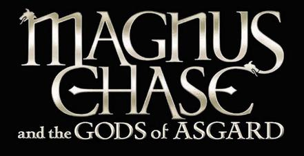 Picture of a book: Magnus Chase