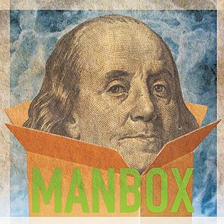 <i>Manbox</i> 2009 EP by Mansions & Weatherbox